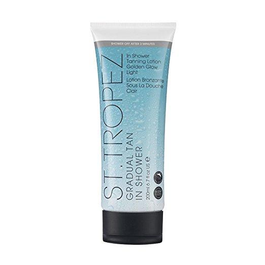tanning lotion best body bronzers instant glow st tropez gradual in shower light