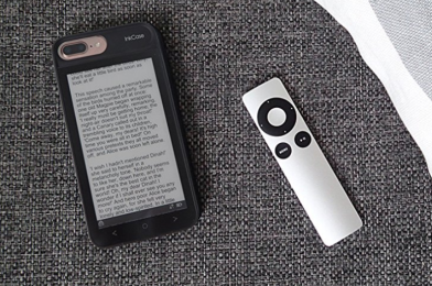 Oaxis EReader iPhone Case
