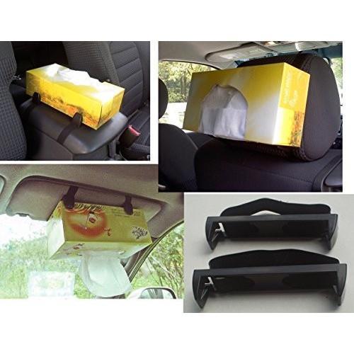 car tissue box holder