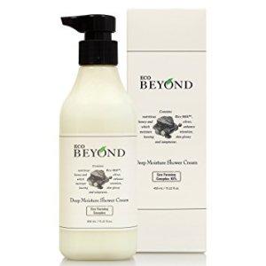 Deep Moisture Shower Cream by Eco Beyond
