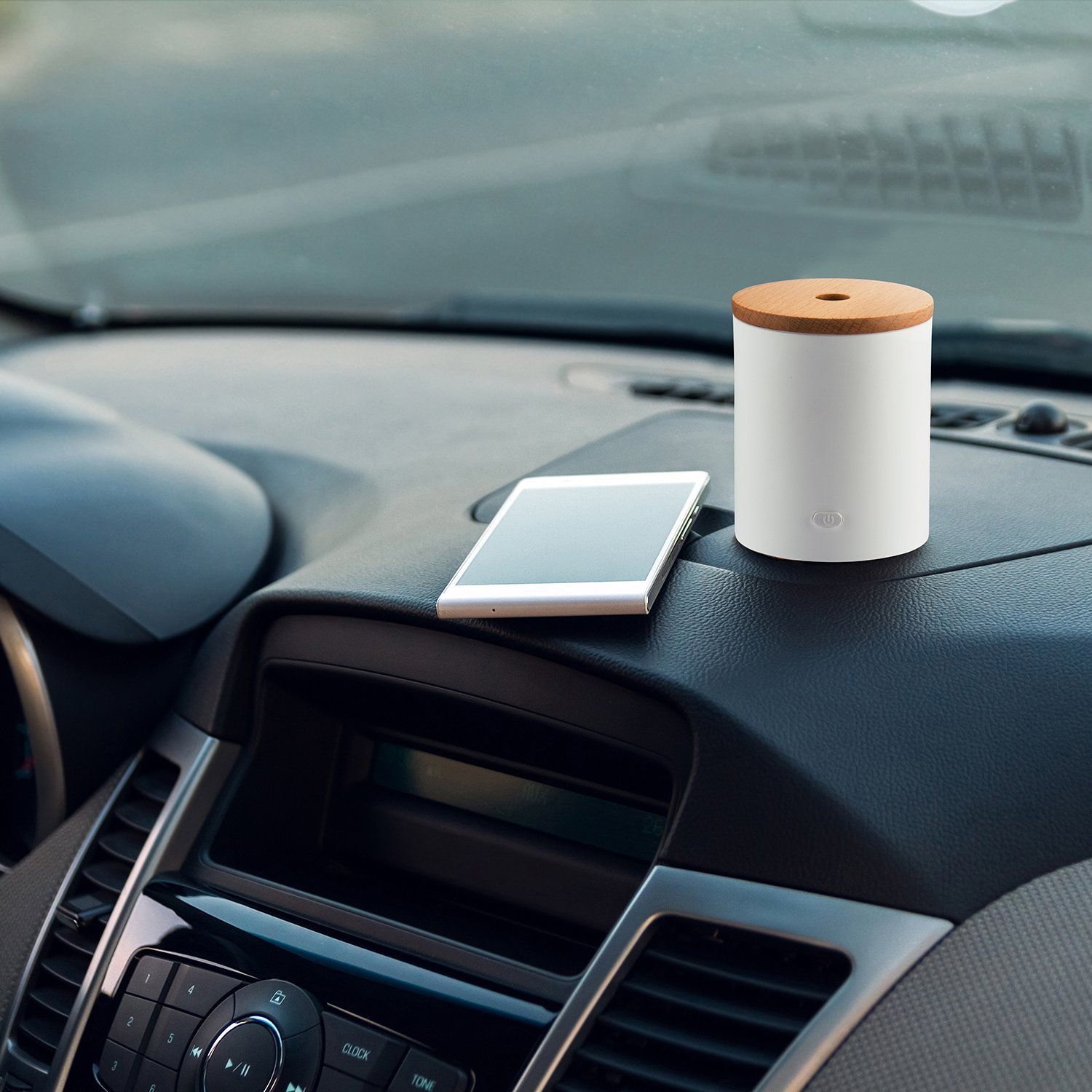 essential oil diffusers under $25 best on Amazon no water car portable