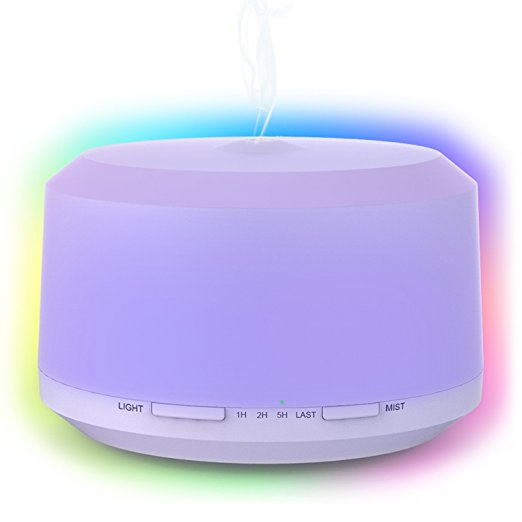 essential oil diffusers under $25 best on Amazon cool mist