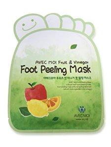 Foot Peeling Mask by Sano Naturals