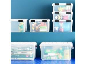 garage organization container store