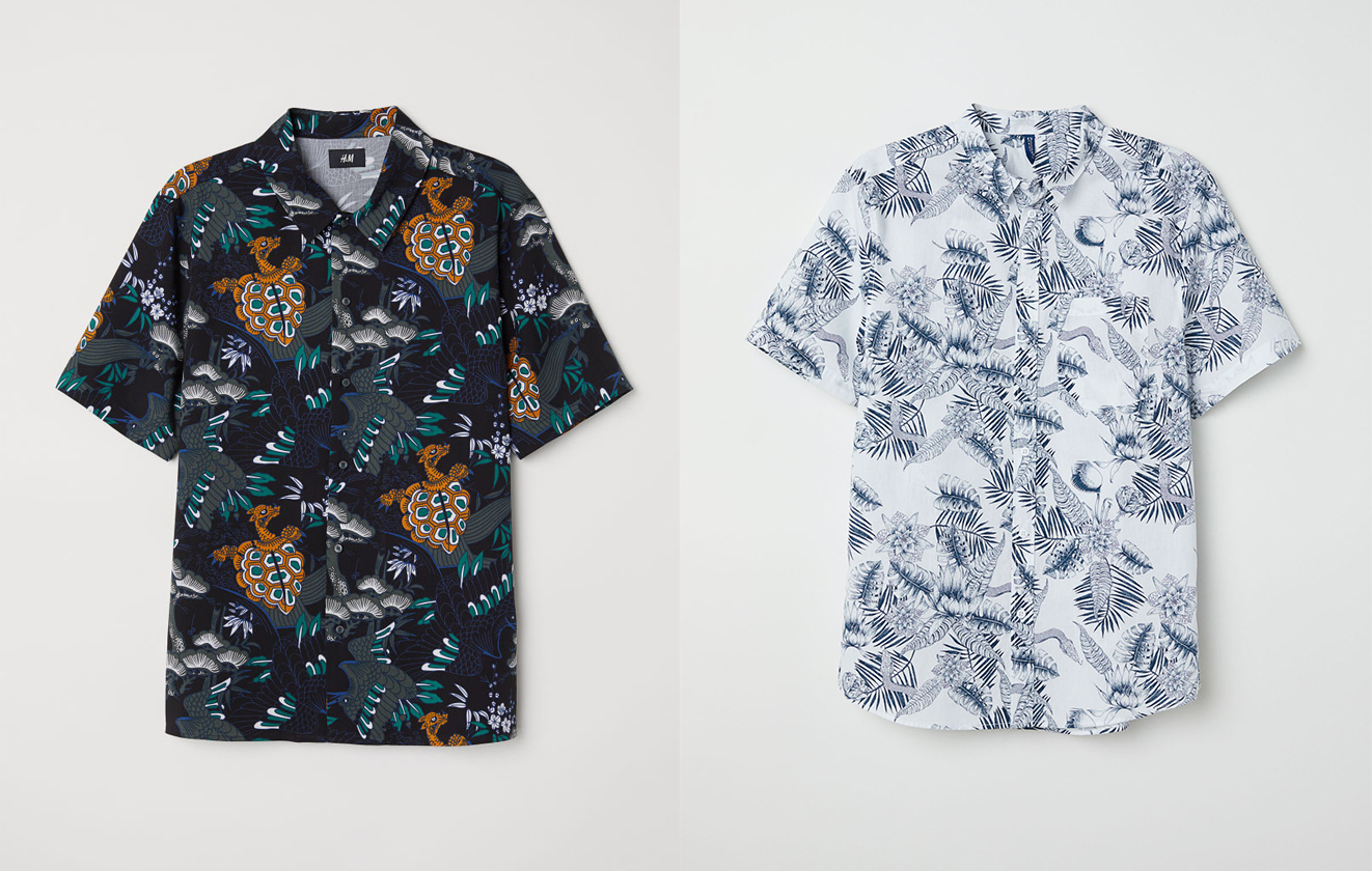 best men's hawaiian shirts