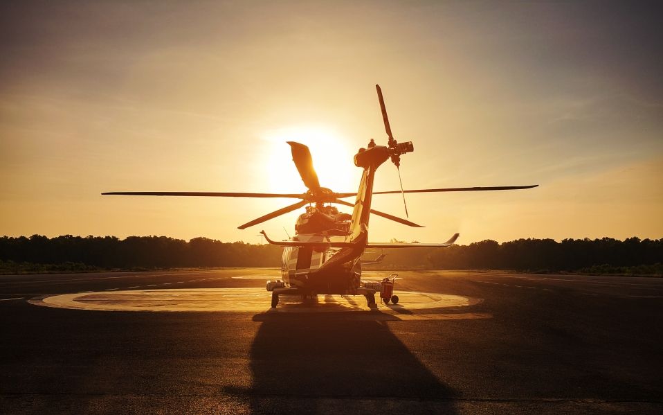 robb report helicopters dream machine