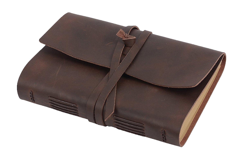 best journals under 25 bound diaries notebooks journal wrap tie