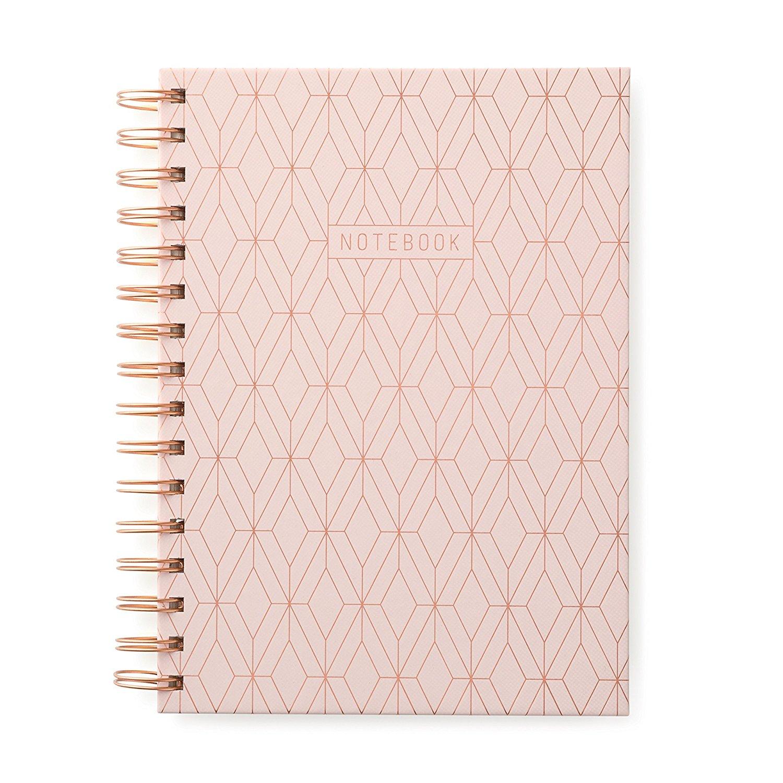 best journals under 25 bound diaries notebooks pink double spiral