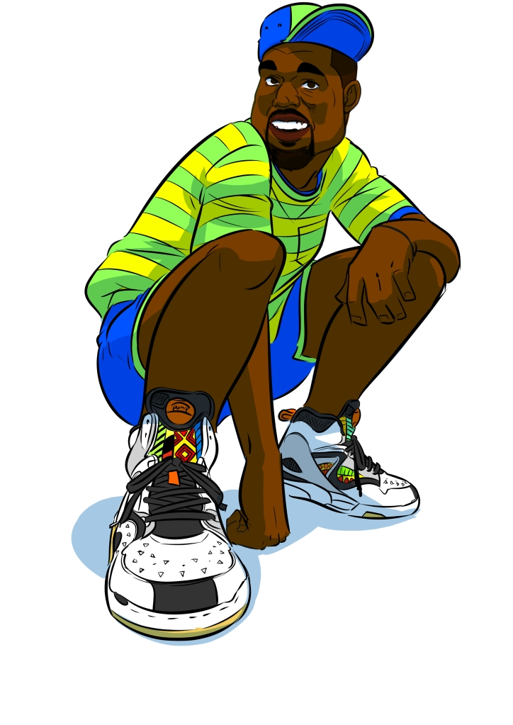 kanye sneakers shoes reebok pumps