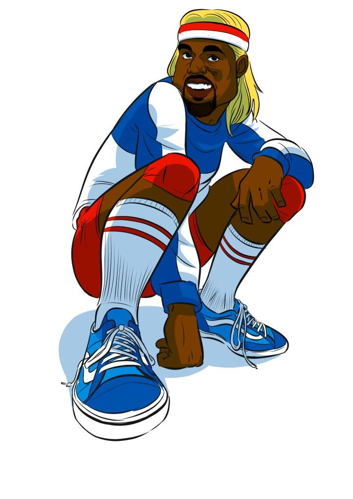 Kanye shoes Vans sk8-hi