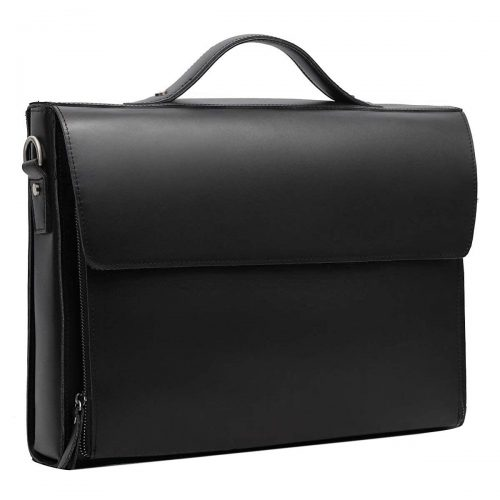 Leathario Leather Briefcase