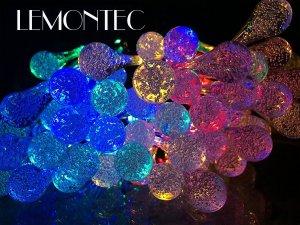 Lemontec Solar Strings Lights