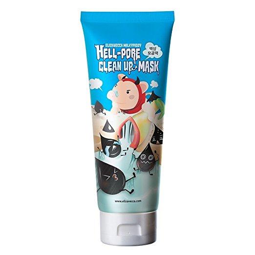 face mask best-selling options amazon under $25 elizavecca milky piggy hell-pore clean up