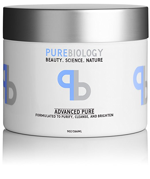 face mask best-selling options amazon under $25 purebiology clay