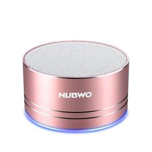 NUBWU Portable Bluetooth Speaker
