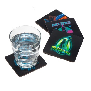Ready Player One 3D Lenticular Coasters