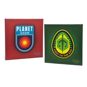 Ready Player One Canvas Art 2 Pack