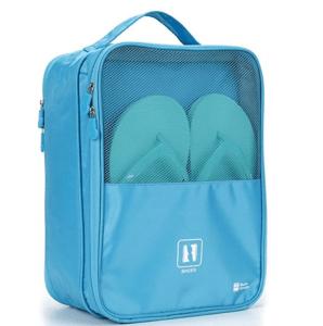 Blue Shoe Bag Travel