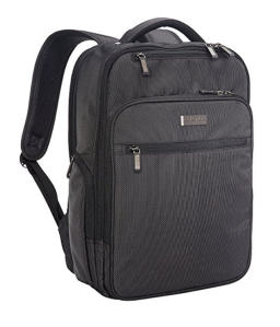 Black Backpack Square Kenneth Cole