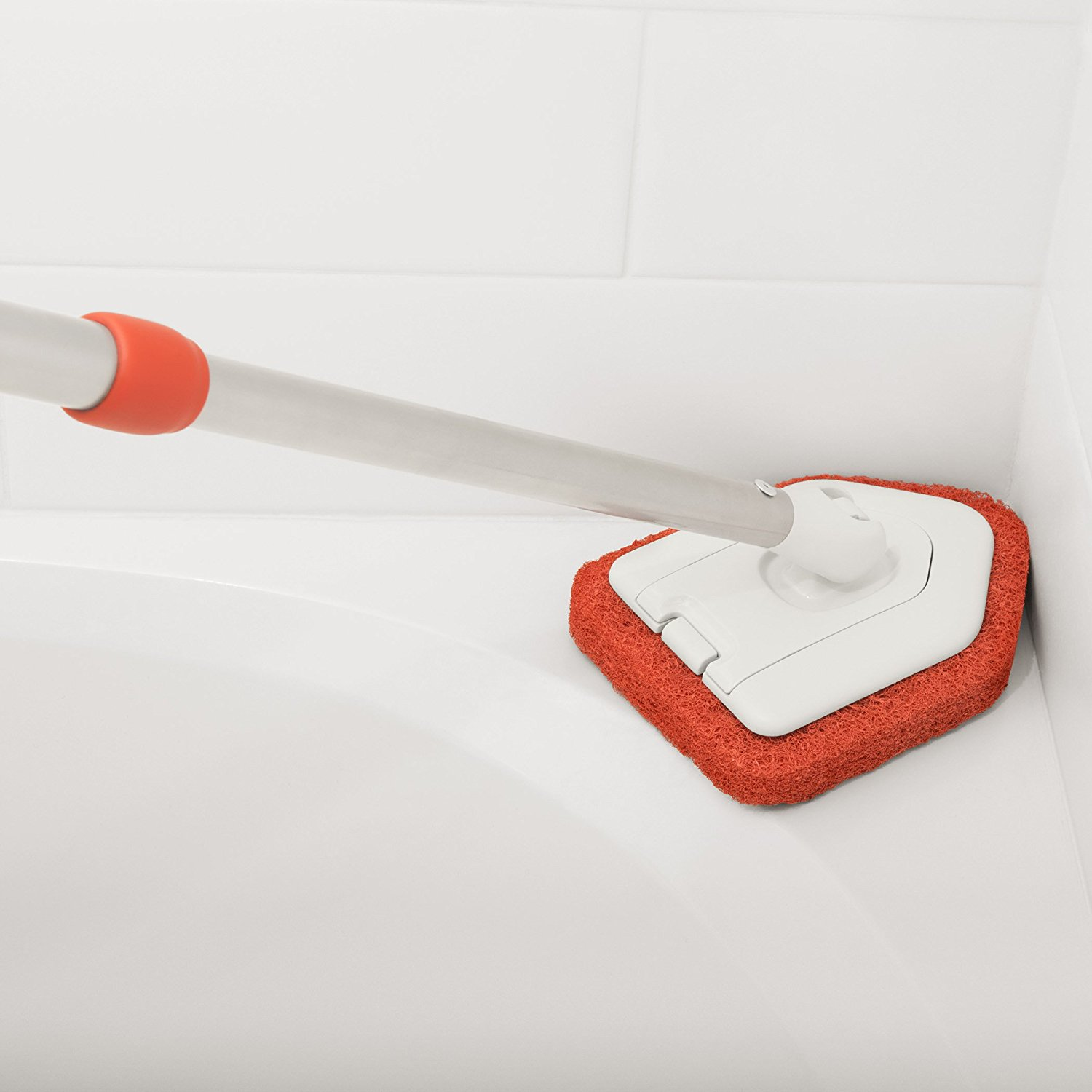 best scrubber household cleaning Amazon oxo good grip extendable