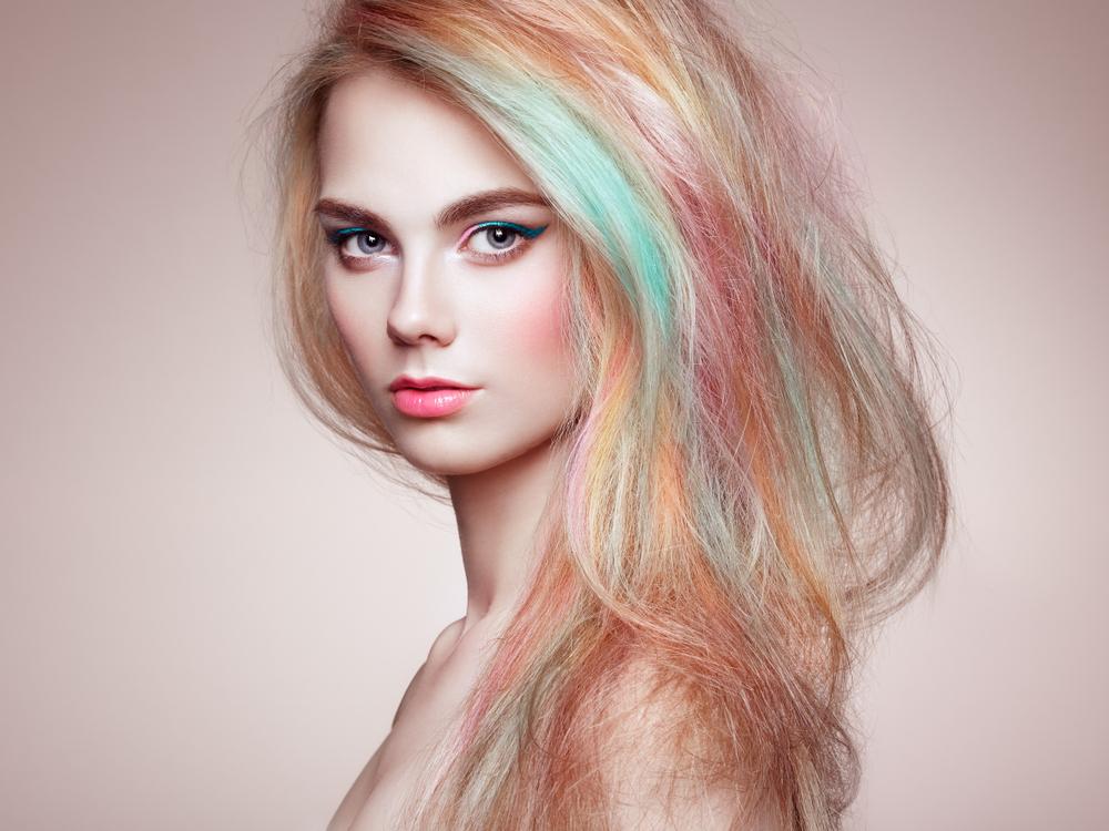 temporary hair color sprays