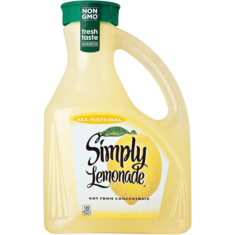 Simply Lemonade lemonade
