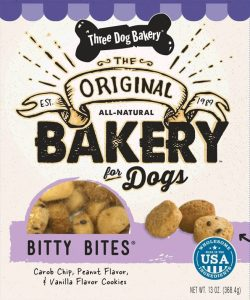 Three Dog Bakery Bitty Bites