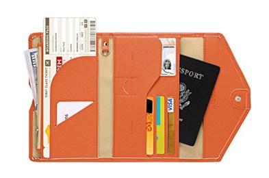 travel passport wallet-amazon450