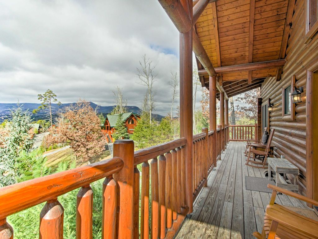 vacation rentals as seen on tv homes you can rent stay in smoky mountains Tennessee vacation rental potential