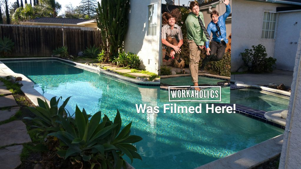 vacation rentals as seen on tv homes you can rent stay in LA California Workaholics