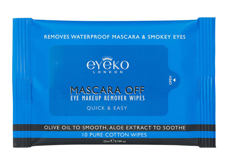 Mascara Wipes That Will Get Rid of Raccoon Eyes