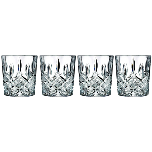 Marquis by Waterford double old fashioned glasses