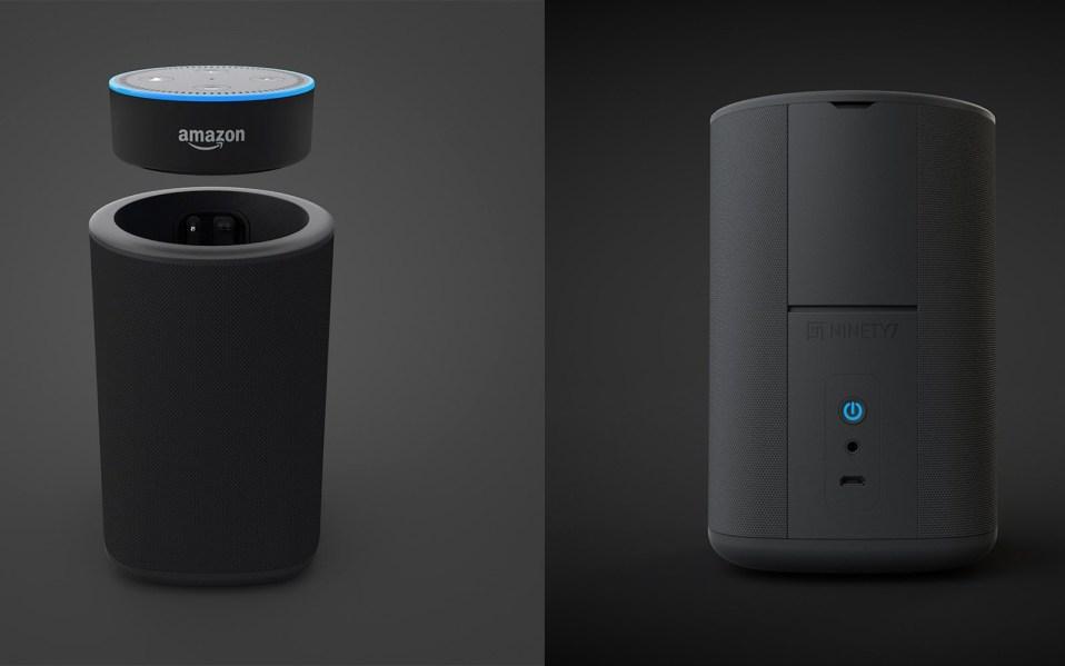 vaux portable speaker amazon