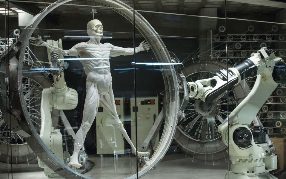 'Westworld' TV Series Season 1 -