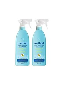 Bathroom Cleaner Method