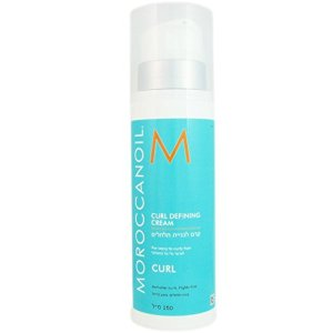 Curl Cream Morroccon Oil