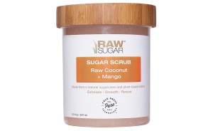 Sugar Scrub Raw Sugar
