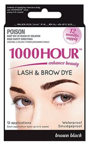 Lash Brow Dye 1000Hour
