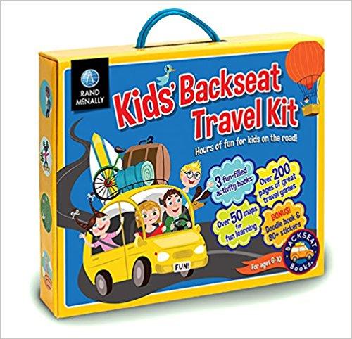 Backseat Kit Rand McNally