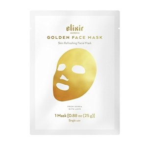 Golden Face Mask Elixir