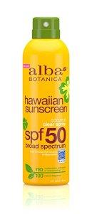 Sunscreen Alba Botanica