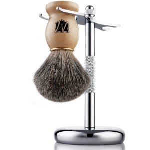 Shaving Brush Lather