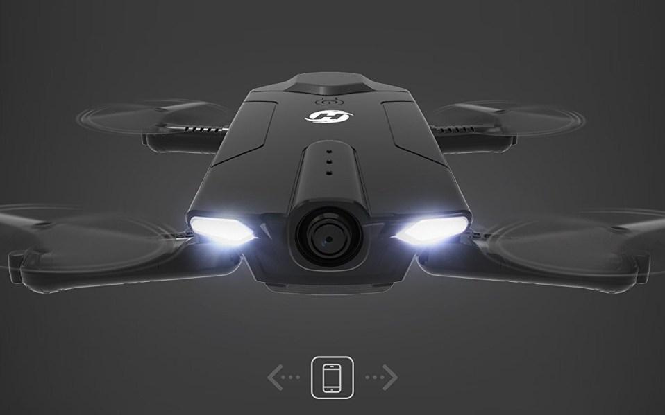 Holy stone drone camera