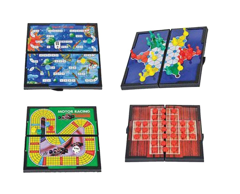 Travel Board Games Big Mo's Toys