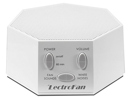 LectroFan Sound Machine Review