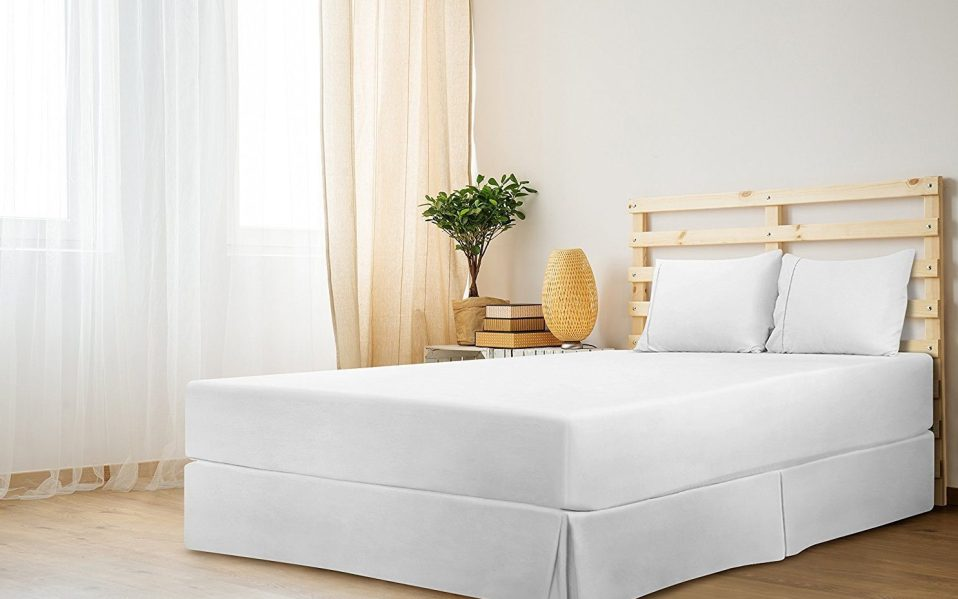 best bed skirts amazon