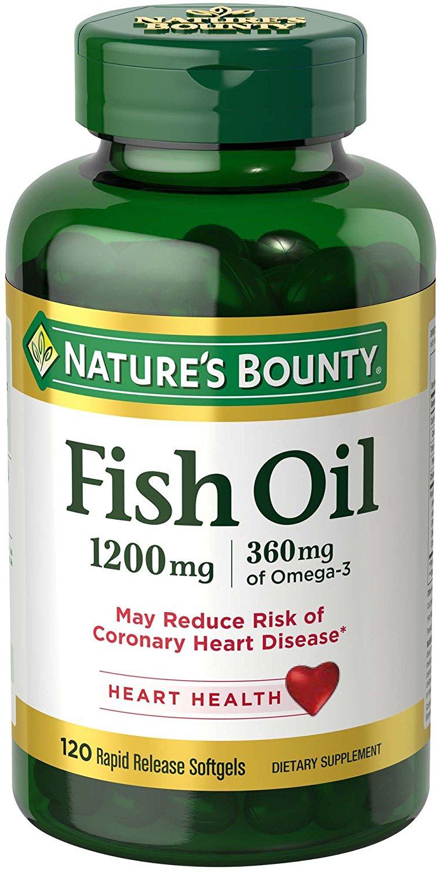nature's bounty fish oil buy online