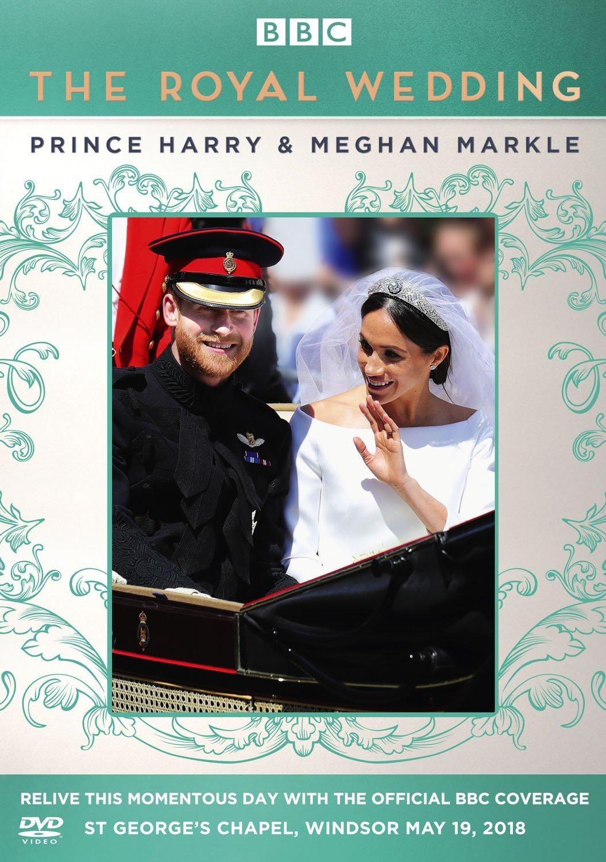 royal wedding dvd harry meghan