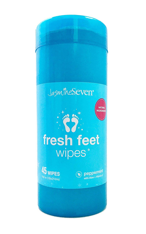 Feet Wipes Jasmine Seven