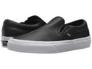 Black Vans Slip-Ons